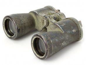 Zeiss Fernglas Mit Entfernungsmesser 10x56 : Wwii german u boat binoculars blc carl zeiss optics