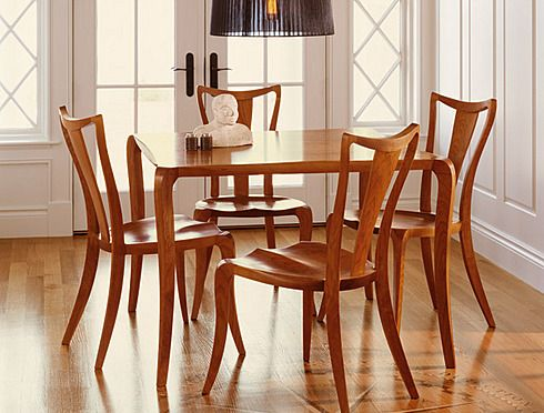 Lovely Wooden Dining Tables Decorating Ideas: Wooden Dining Tables And Chairs