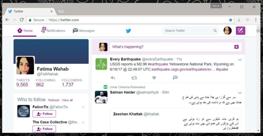 Get Rid Of The Circles And Get The Old Twitter Interface
