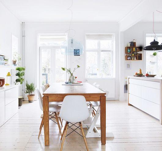 Danish Modern Sfgirlbybay Danish Modern Kitchen Scandinavian Dining Room Kitchen Inspirations