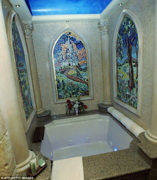 fantastic mermaid bathroom decor | gothic decor: bathrooms