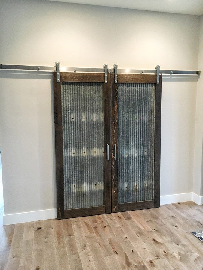 Sliding Doors Closet Doors Barn Industrial Interiors