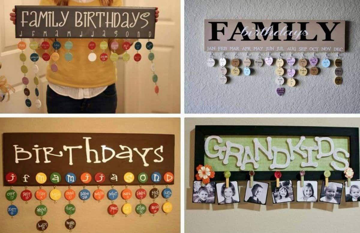 21+ Craft e family calendar ideas in 2021