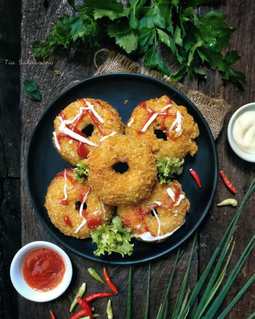 Resep Camilan Mie Instan Berbagai Sumber Resep Makanan Resep Camilan