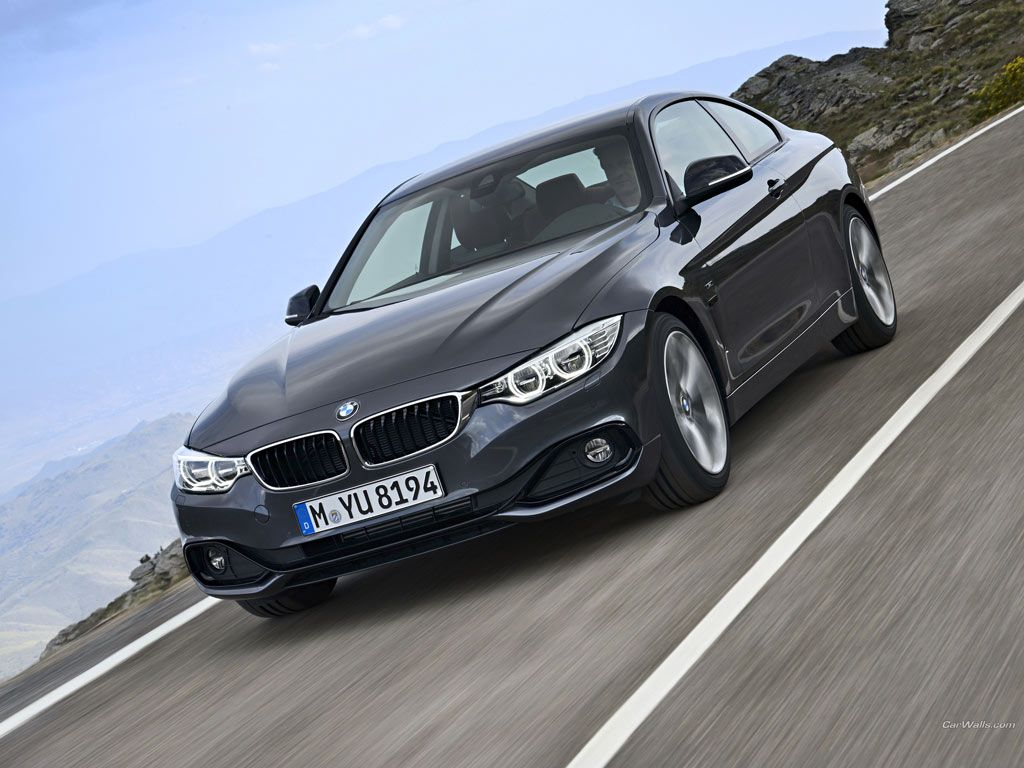 Bmw 4 series car pictures
