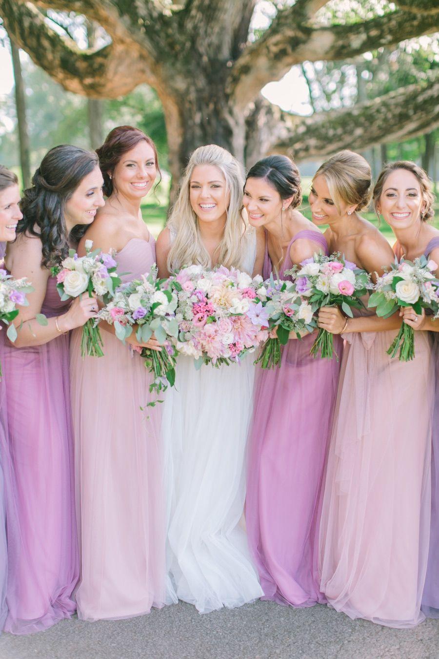 Breathtaking Pink And Lavender Summer Wedding From Love Light Photographs Modwedding Pink Purple Wedding Wedding Bridesmaid Dresses Summer Bridesmaid Dresses [ 1350 x 900 Pixel ]