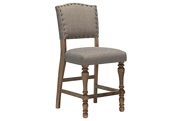 The Tanshire Counter Height Barstool From Ashley Furniture HomeStore  (AFHS.com). Perfectly