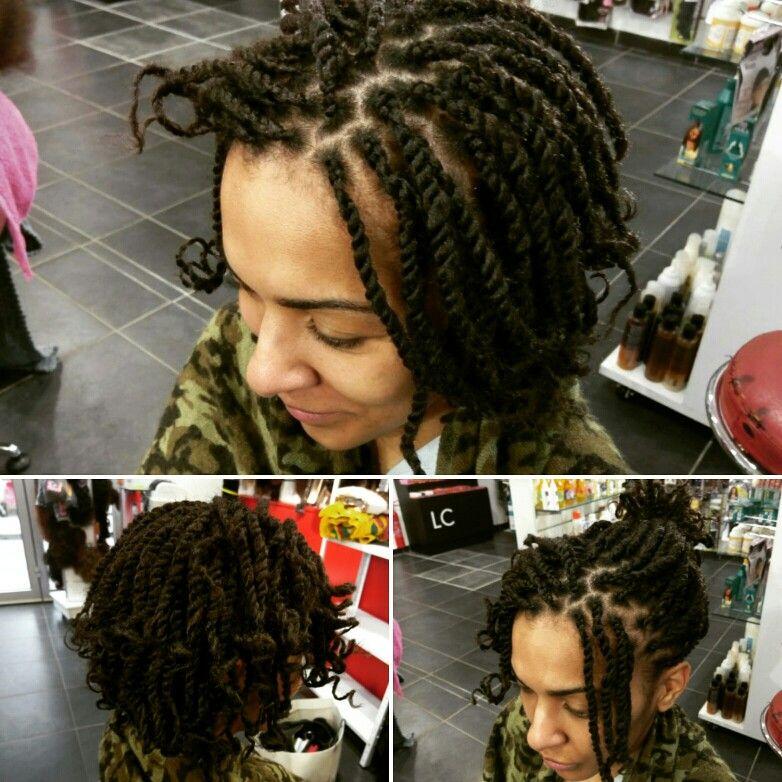 Carre Tresse Twist Dans Votre Salon De Coiffure Afro Beka Hair Au