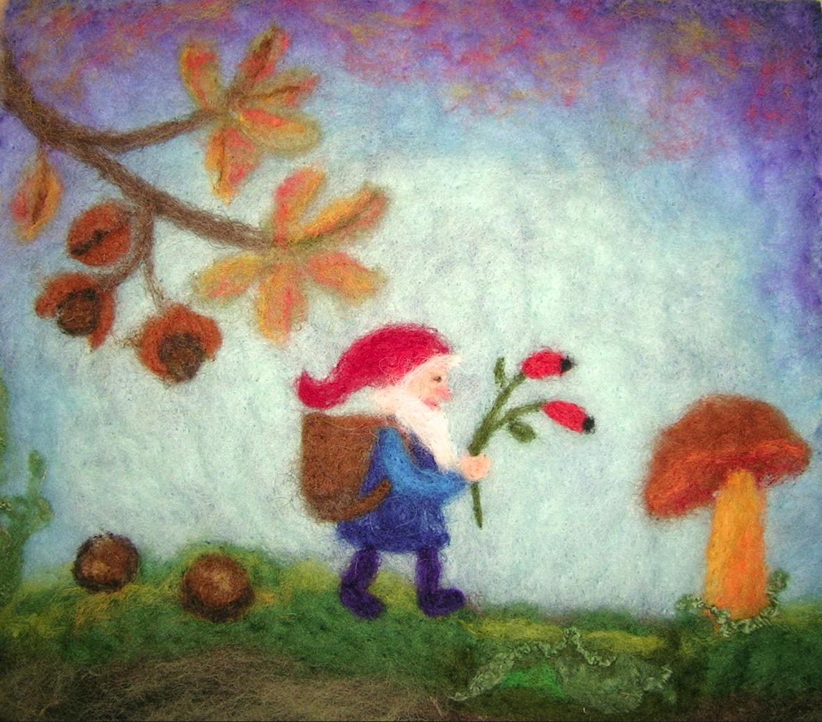 Vom Kleinen Zwerg - Abenteuer in Wald und Wiese Geschichten für ...