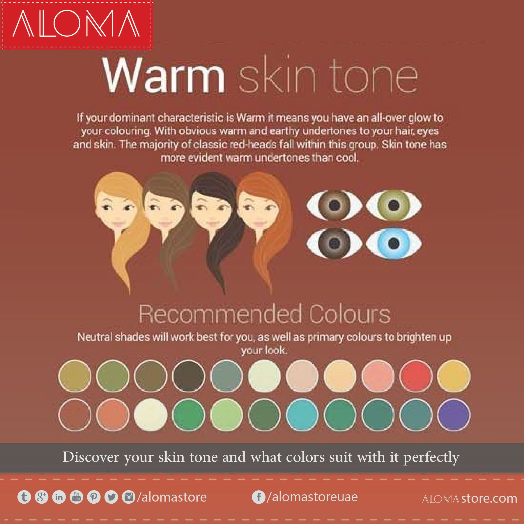 What Degree Of Colors Do You Like To Wear Discover Your