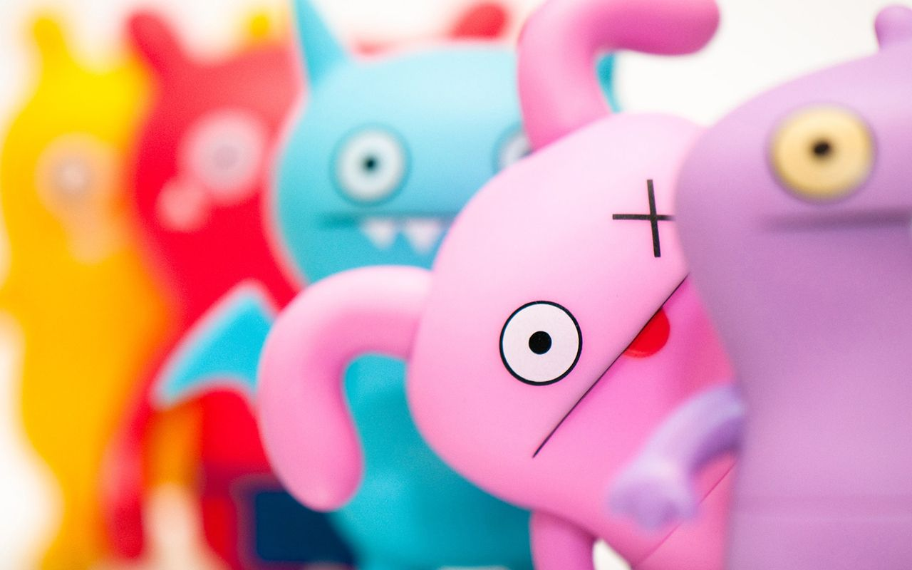 Cartoon Monsters Cute Monster Wallpaper Download Cute Monster Hd