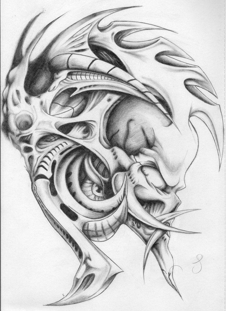 Top 47 Mechanical Tattoo Ideas 2020 Inspiration Guide Biomechanical Tattoo Mechanic Tattoo Maori Tattoo