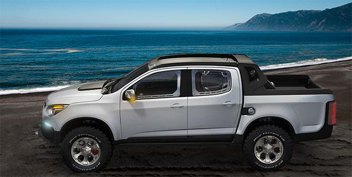 2018 Chevy Avalanche New Concept | automotrends | Chevy avalanche, Chevy, Escalade ext