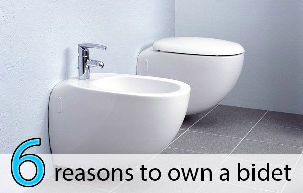6 Reasons To Own A Bidet With Images Bidet Bathroom