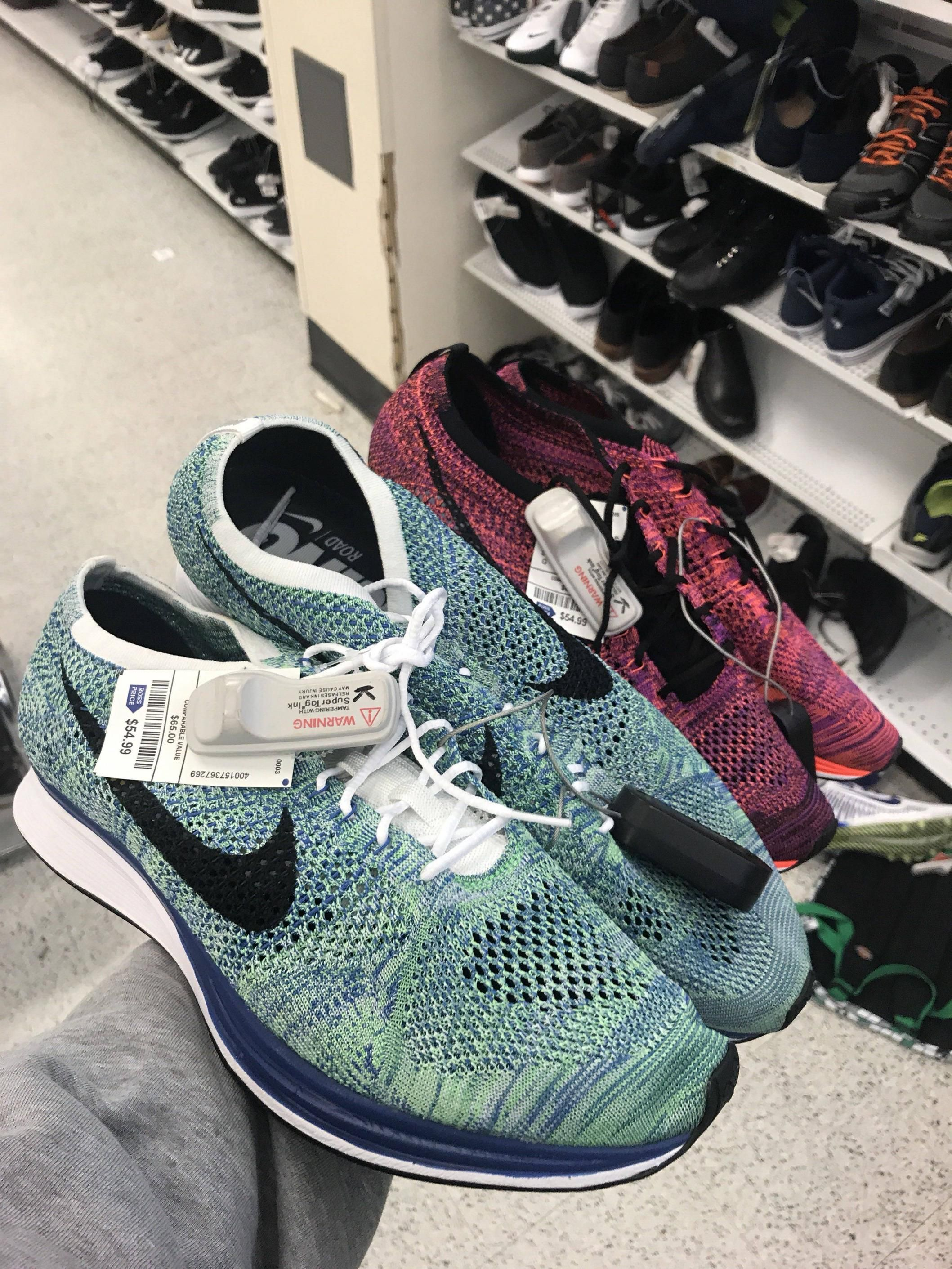 nike shoes at ross