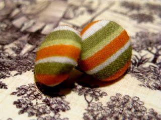 Sew Caroline: DIY: Earrings