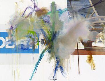 Gagosian Gallery - Albert Oehlen