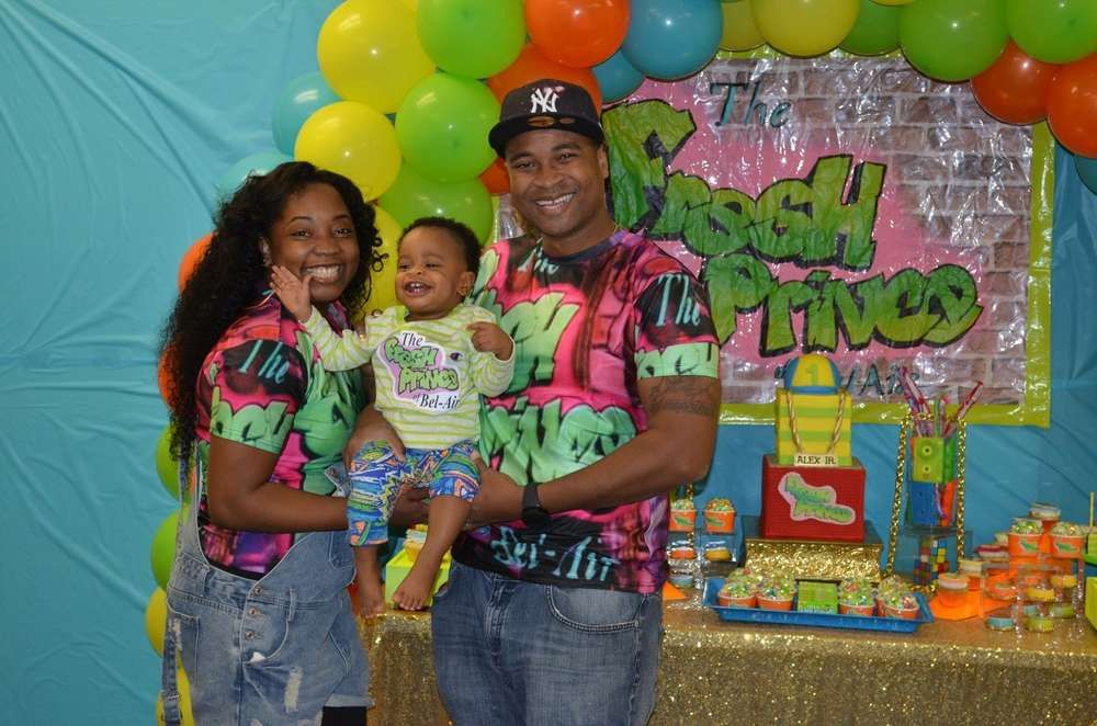 The Fresh Prince Of Bel Air Birthday Party Ideas In 2018 Baby