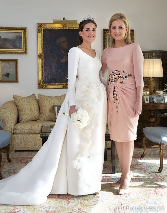 resultado de imagen de nati abascal madrina | vestidos | wedding