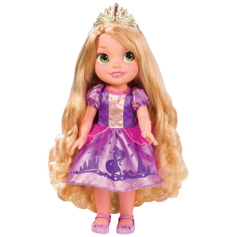 Boneca Minha Primeira Princesa Disney - Rapunzel - mpbrinquedos ... d6a96599f8f
