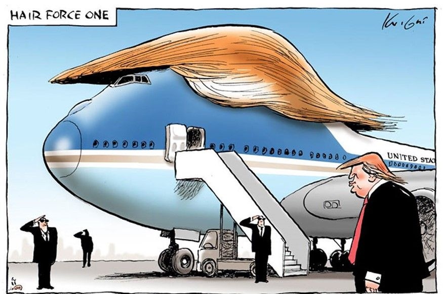 HAIRFORCE ONE