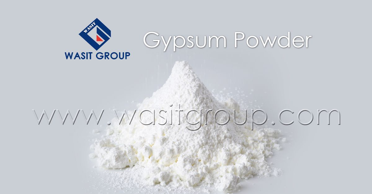 We Produce High Quality Gypsum Powder With Finest And High Whiteness Qualities In Our Own Gypsum Factory Using Our Best Gypsum Gypsum Powder Gypsum Rock Gypsum