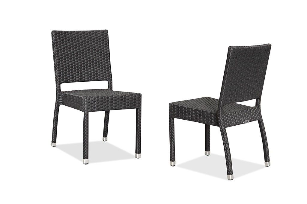 Bondi armless chair x 8 set of 8 bondi armless chairs