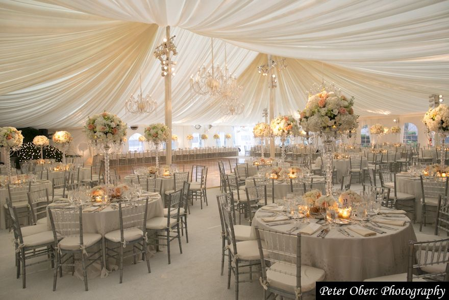 Westchester Country Club Tent Wedding Rye Ny Peter Oberc Photography Llc