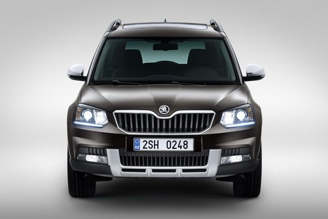 Skoda Yeti Outdoor Laurin Klement Skoda Yeti Skoda Car Hd