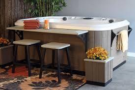 image result for hot tub shelf hot tubs pinterest hot tubs rh pinterest com hot tub shelving hot tub shelving