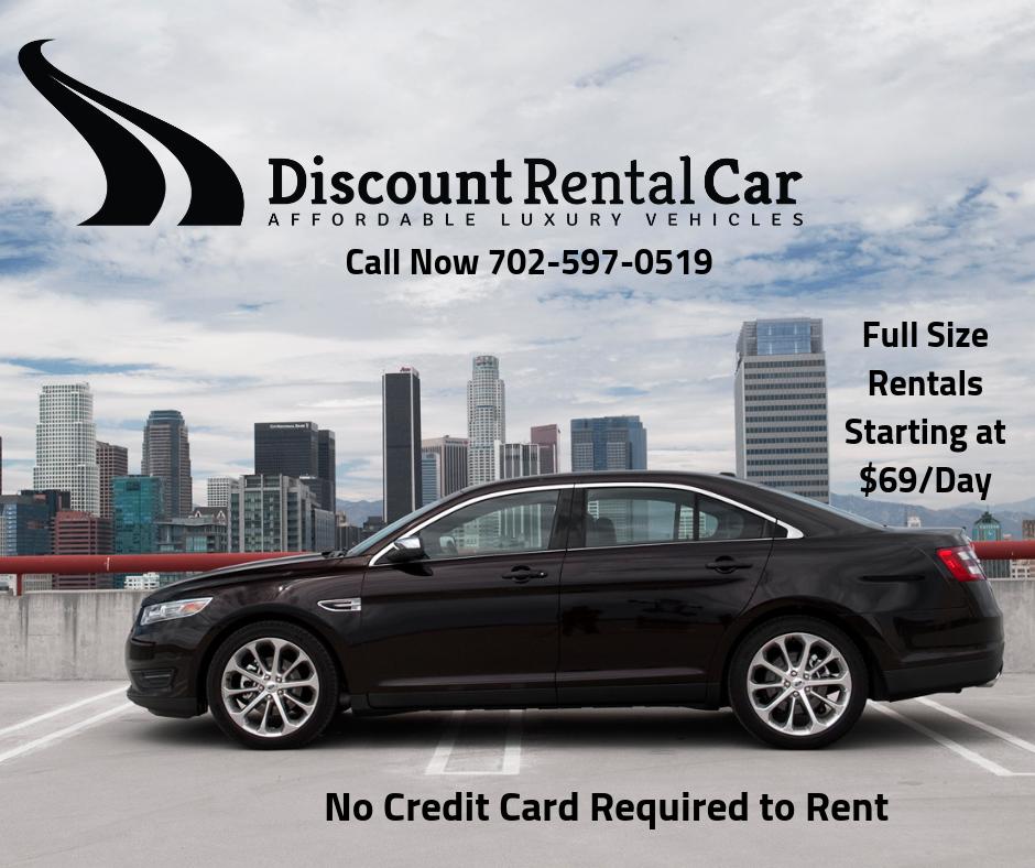 Discount Rental Car 2305 E Sahara Ave Suite B Las Vegas Nv 89104 702 597 0519 No Credit Checks No Credit Card Needed To Rent W Car Rental Credit Card Rental