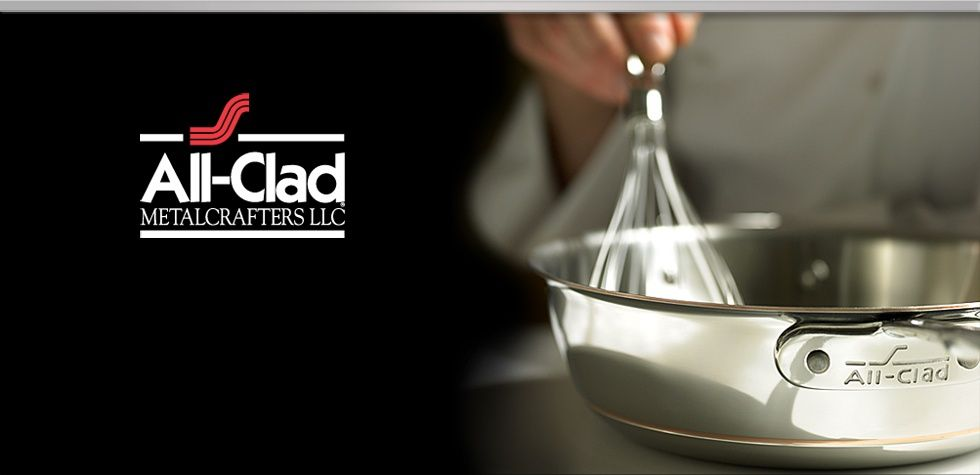 All-Clad - best cookware - love it!
