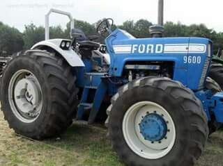FWD FORD 9600