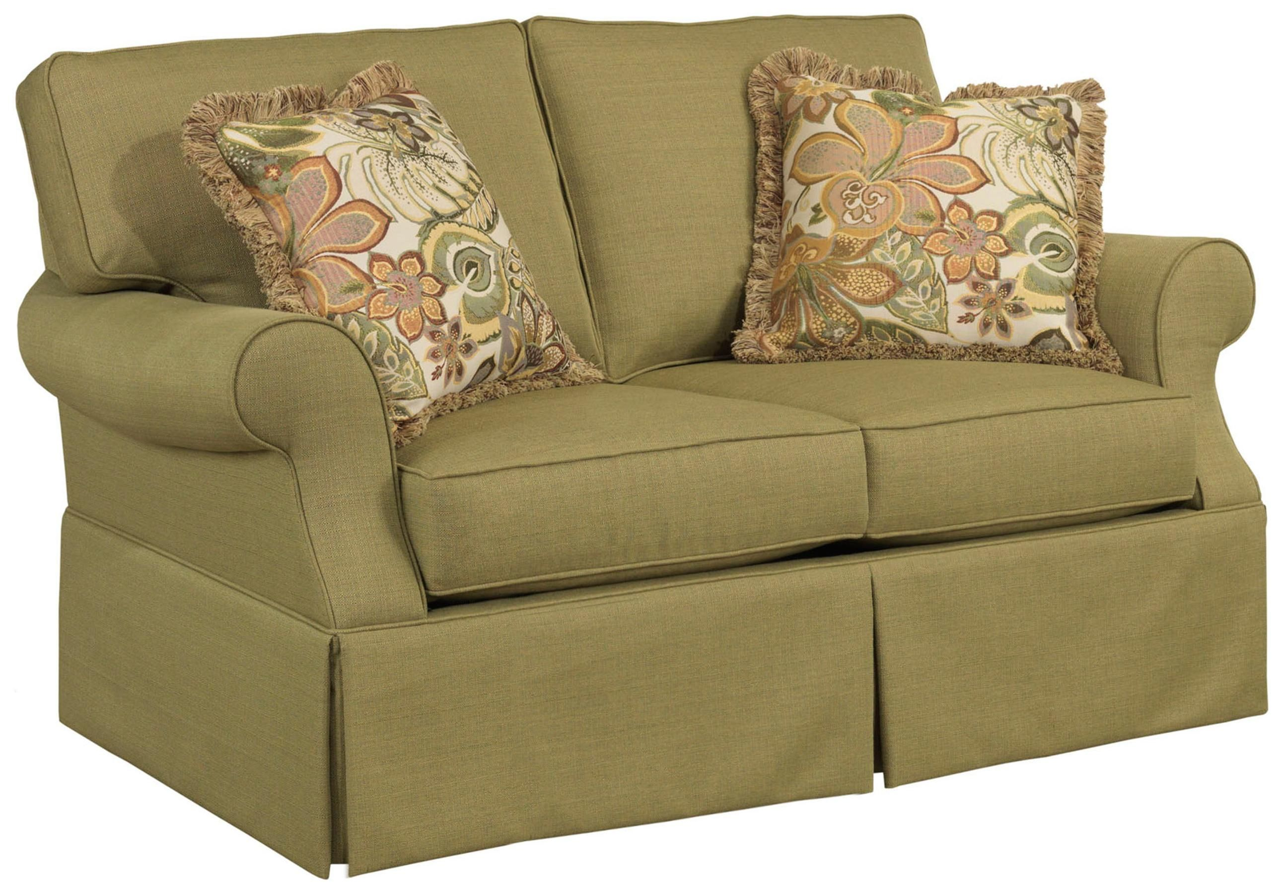 Awesome Emma Loveseat By Broyhill Furniture Furniture Ncnpc Chair Design For Home Ncnpcorg