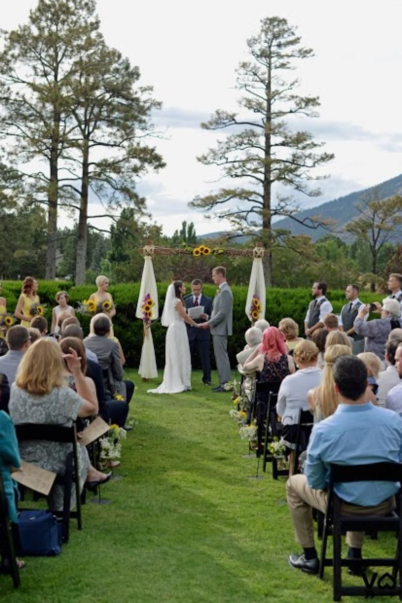 The Venue At Oakmont Weddings Get Prices For Sedona Flagstaff Wedding Venues In