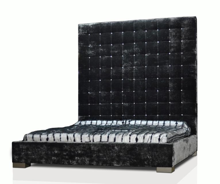 Hamilton Swarovski Button Bed Colorful Furniture Club Chairs House Design