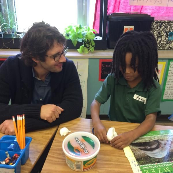 rts @TurnaroundArts · 2 h hace 2 horas What a fab Thurs! @joshgroban is meeting & working w our #TurnaroundArts students @ChalmersSOE! @AUSLChicago #artsed
