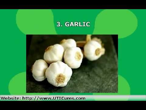 How To Treat UTI With Home Natural Remedy - YouTube