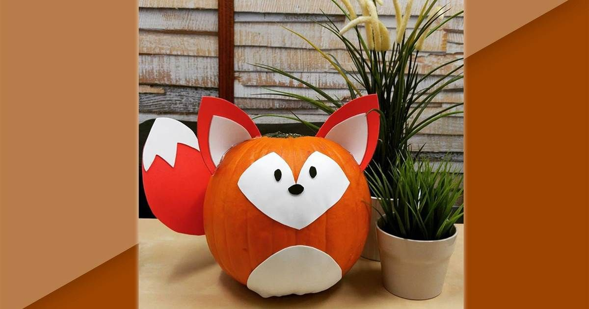 12 easy no-carve pumpkin ideas that'll still look impressive #pumkinpaintideas