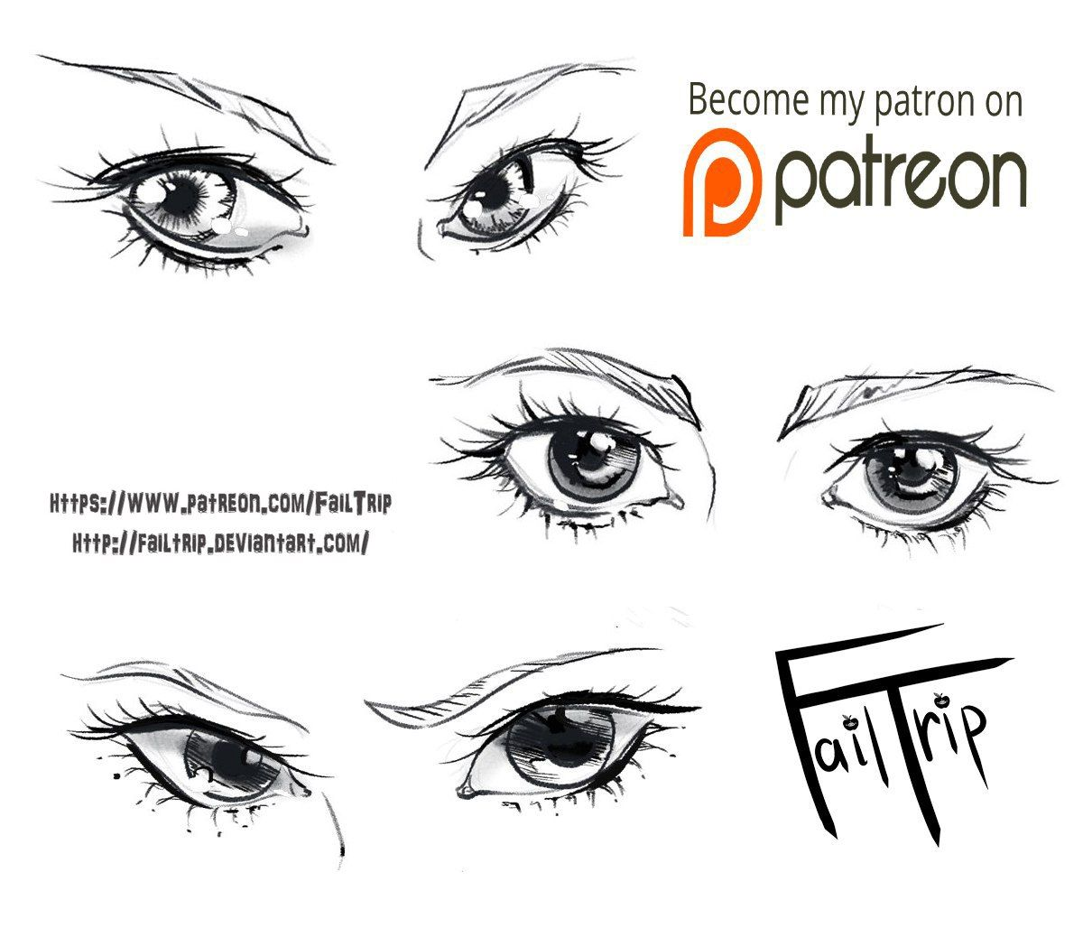 You can support me for the in Patreon and get all 6 Six pairs of eyes in Original Resolution! www.patreon.com/...   #set #anatomy #anatomydrawing #anatomystudy #animemanga #animestyle #animetutorial #drawingtutorial #poses #tutorial  #reference_sheet #reference_poses #animetutorial #references #posesset #posestudy