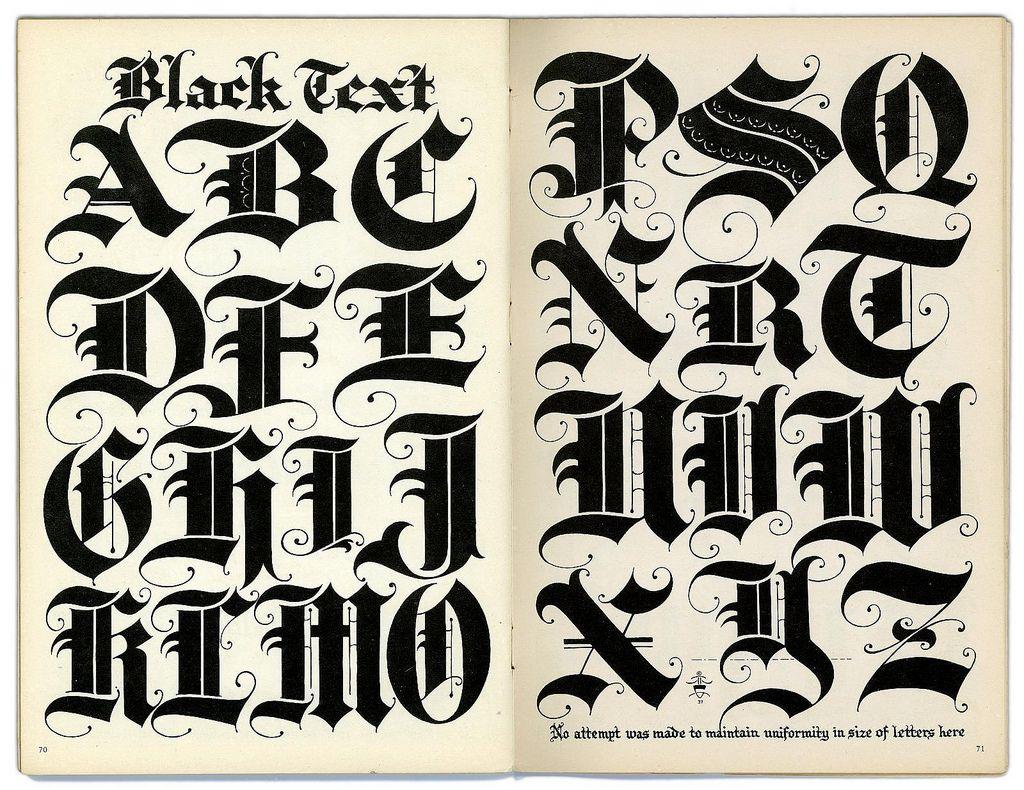 blackest black