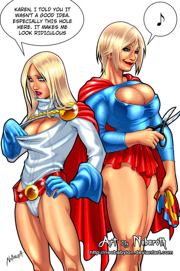 Superman supergirl porn comic and superman and supergirl porn