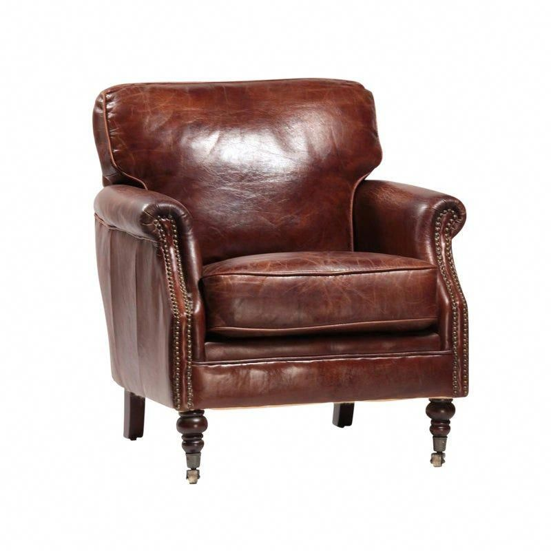 Used Brown Leather Chair Coffee Tables Ideas