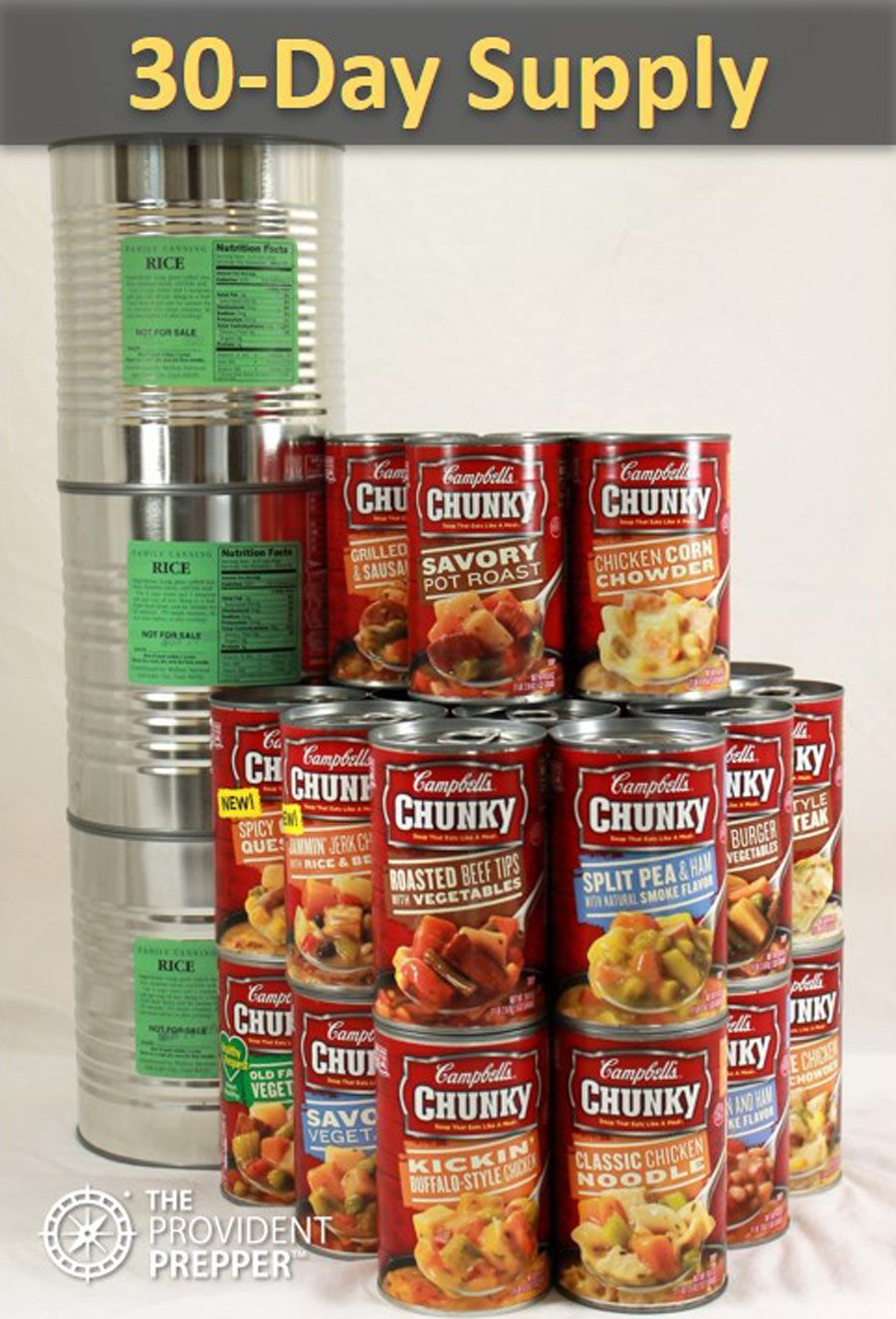 Long Term Food Storage Creative Solutions To Build A Critical