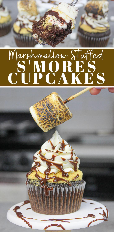 Smores Cupcake Recipe In 2020 Cupcake Recipes Cupcake Recipes