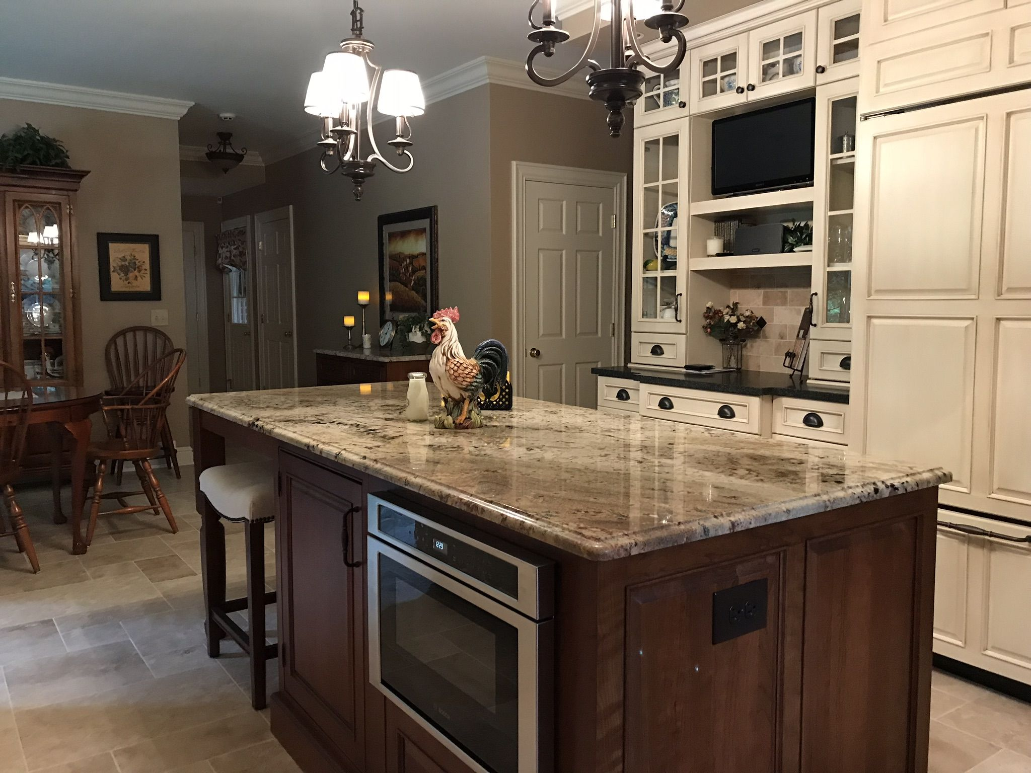 Akron Customer Eddy After The Kitchen Remodel This Is A Dura