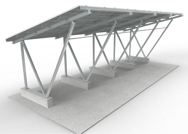 Source Structure Solar Carport On M Alibaba Com Carport Carport Designs Solar Panels Roof