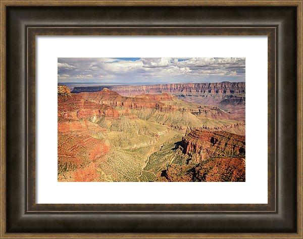 North Grand Canyon Angels Window Overlook Framed Print By Debra Martz Framed Prints Fine Art America Framing Photography