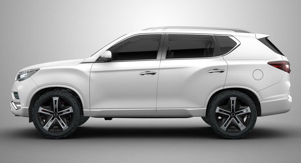 Best 7 Seater Suv 2020.Ssangyong S 2020 Seven Seat Suv Will Aim For The Lr