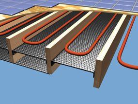Do It Yourself Diy Radiant Floor Wood Joists